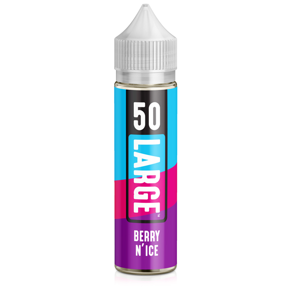 50 Large – Berry 'N' Ice 50ml