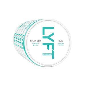 LYFT – Polar Mint