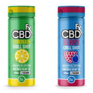 CBDfx Chill Shot's