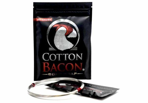 Cotton Bacon Comp Wrap – 22 Gauge