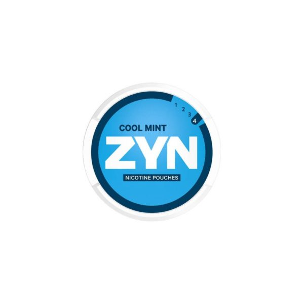 ZYN Nicotine Pouches – Cool Mint