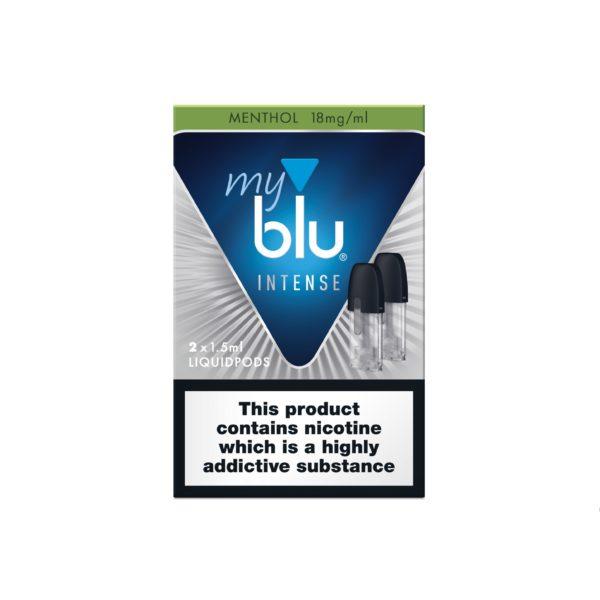 MyBlu Liquidpod Intense – Menthol Nic Salt