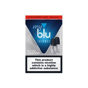 MyBlu Liquidpod Intense – Strawberry Mint Nic Salt