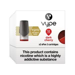 Vype ePen vPro Pods X 2 – Dark Cherry