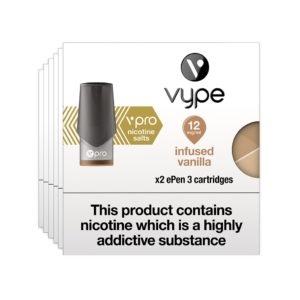 Vype ePen vPro Pods X 2 – Infused Vanilla