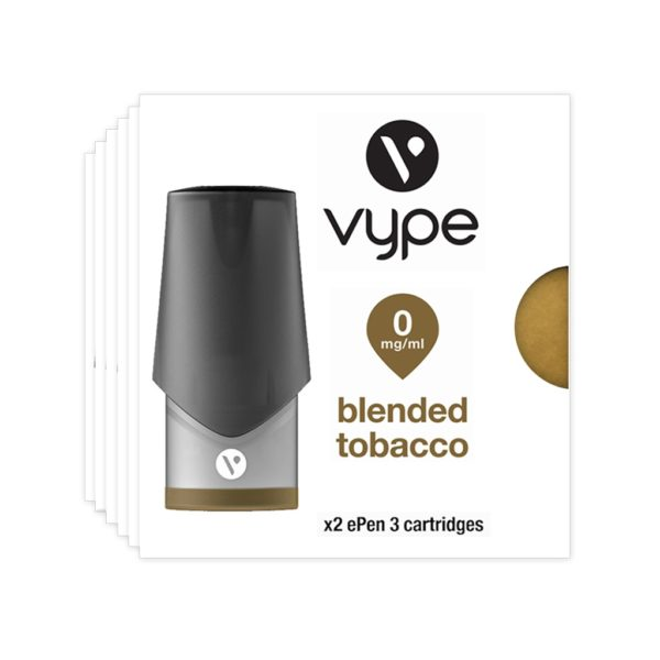 Vype ePen Pods X 2 – Blended Tobacco