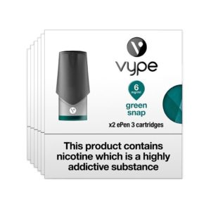 Vype ePen Pods X 2 – Green Snap