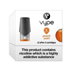 Vype ePen Pods X 2 – Peach Swirl