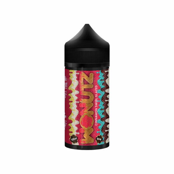 Wonutz – Cinnamon Swirl Glazed 100ml