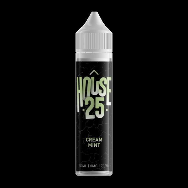 House 25 – Cream Mint 50ml