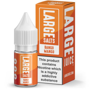 Large Salt – Bango Mango 10ml