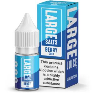 Large Salt – Berry Cold 10ml