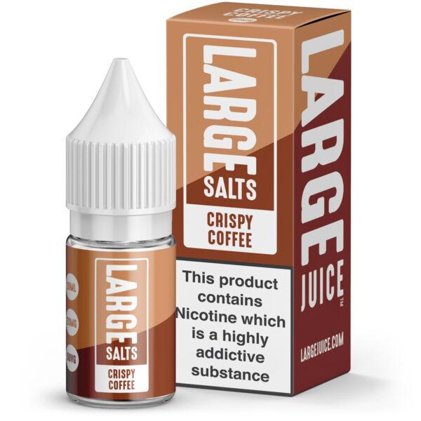 Large Salt – Crispy Coffee 10ml