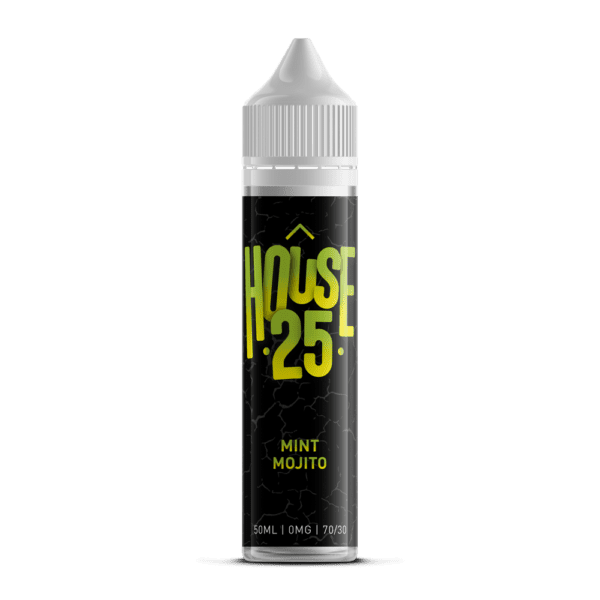 House 25 – Mint Mojito 50ml
