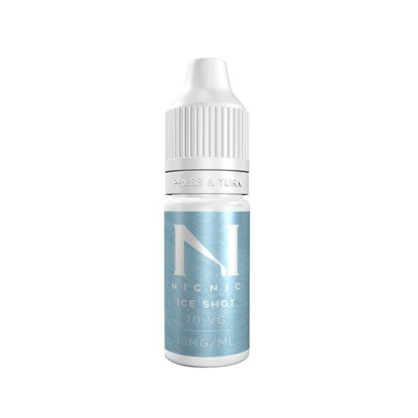 Nic Nic Nicotine Ice Shot 10ml