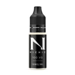 Nic Nic Nicotine Shot 100% Max VG 10ml