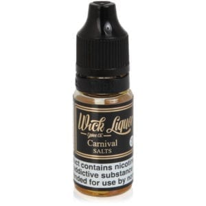 Wick Liquor – Carnival Nic Salt 10ml