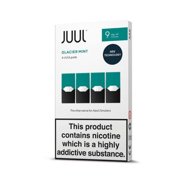 JUUL Pods Glacier Mint