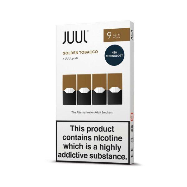 JUUL Pods Golden Tobacco