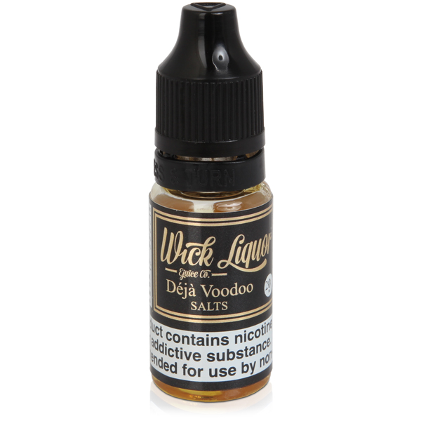 Wick Liquor – Deja Voodoo Nic Salt 10ml