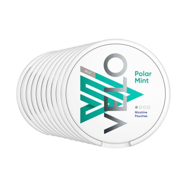 Velo Nicotine Pouches - Polar Mint