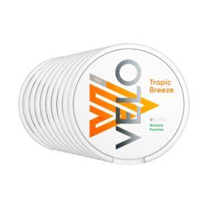Velo Nicotine Pouches - Tropical Breeze
