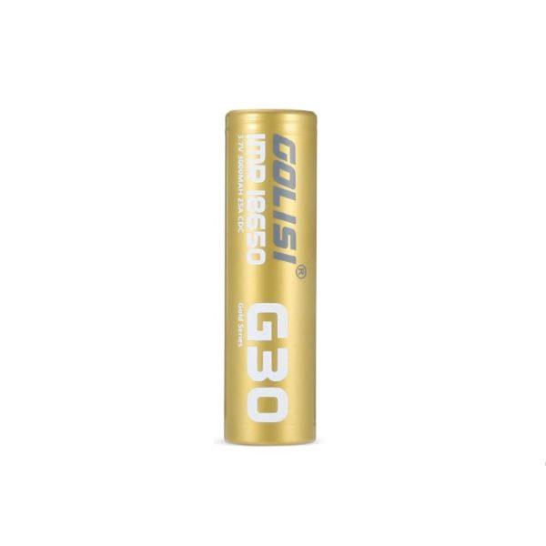 Golisi G30 18650 Battery - 3000mAh