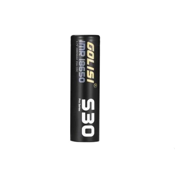 Golisi S30 18650 Battery - 3000mAh