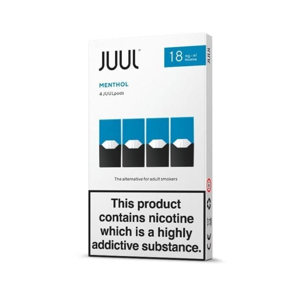 JUUL Pods (Box of 4) - Menthol