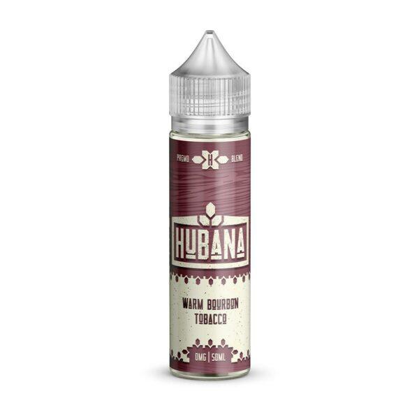 Hubana - Warm Bourbon Tobacco 50ml