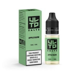 ULTD Salts - Apple Blow 10ml