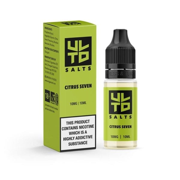 ULTD Salts - Citrus Seven 10ml