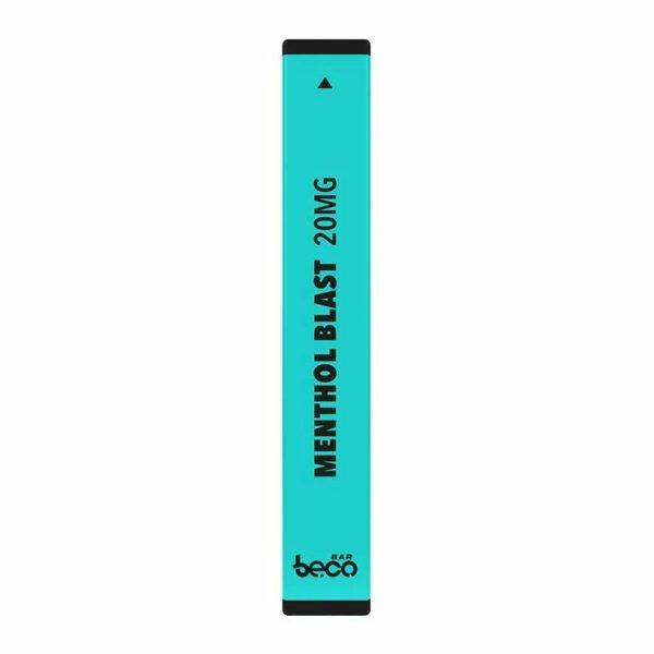 Puff Bar Disposable Device – ULTD Salts – Menthol Blast 20mg