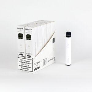 Elf Bar Disposable Vape - Cotton Candy Ice