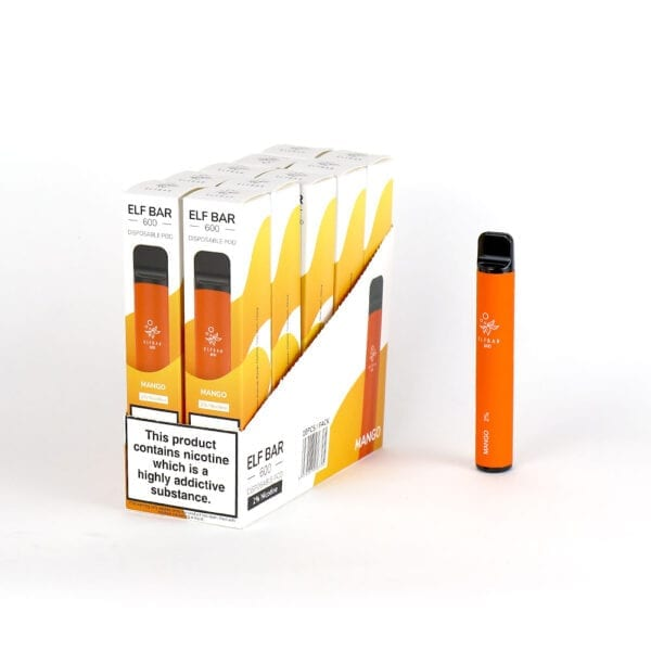 Elf Bar Disposable Vape - Mango