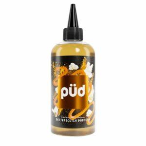 Pud - Butterscotch Popcorn 200ml